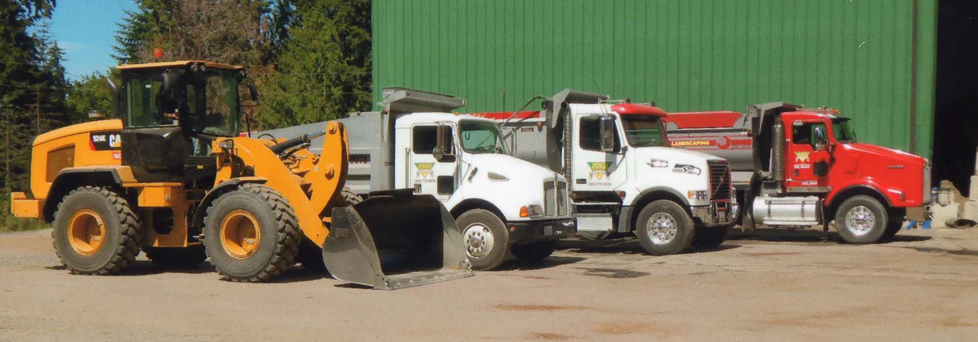 Indigo Topsoil Equipment