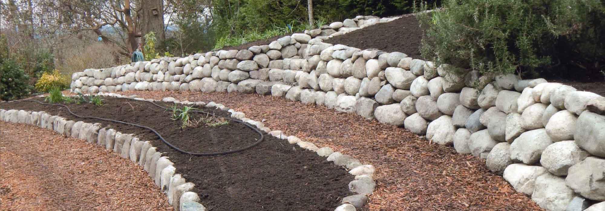 Indigo Topsoil Stone Soil