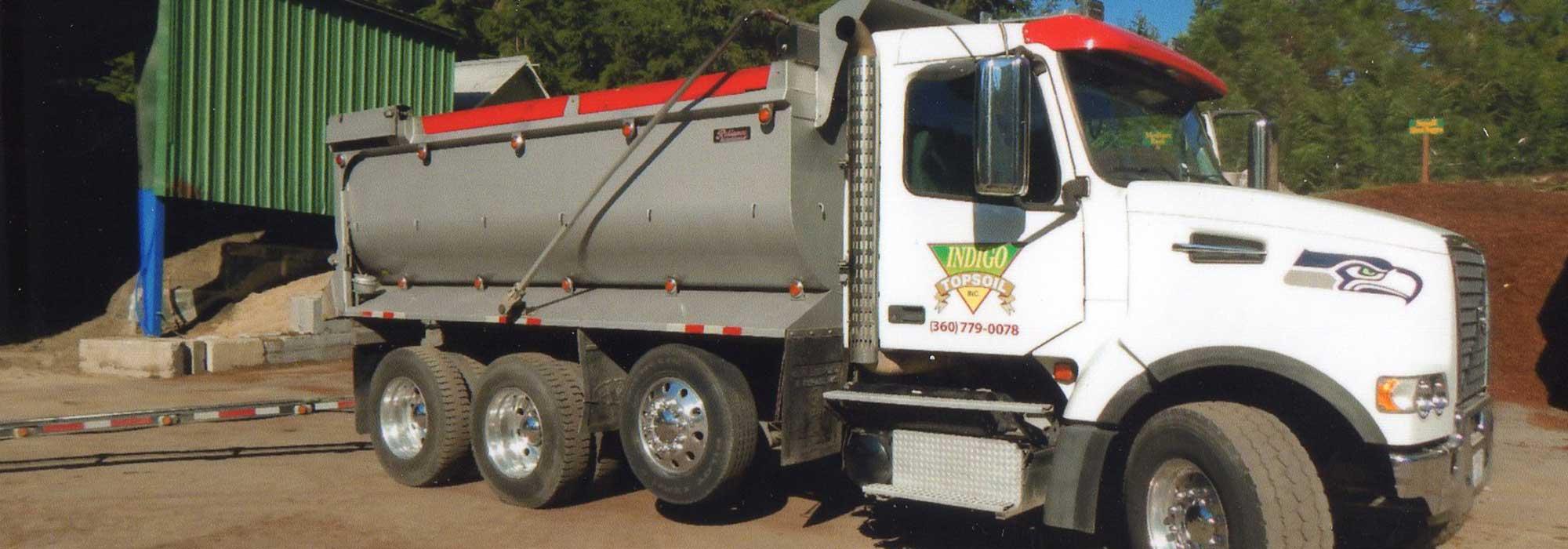 Indigo Topsoil Truck 2